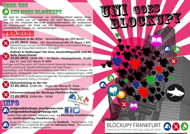 Uni Goes Blockupy